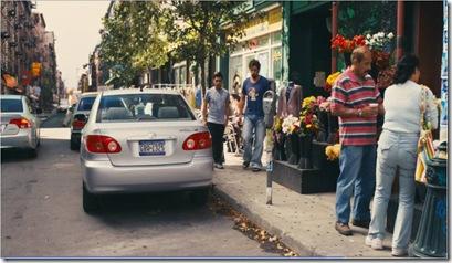 Corolla e Civic em NY