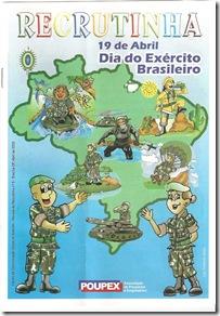 Revista Recrutinha, do Exército Brasileiro