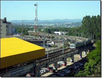 Estação de Trem - São Leopoldo