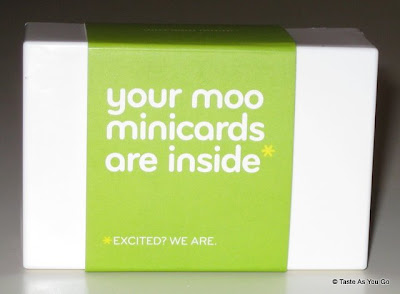 MOO Cards - Photo by Taste As You Go