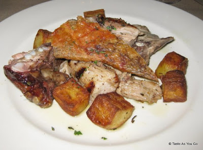 Whole-Roasted Baby Pig at Osteria in Philadelphia - Photo by Taste As You Go