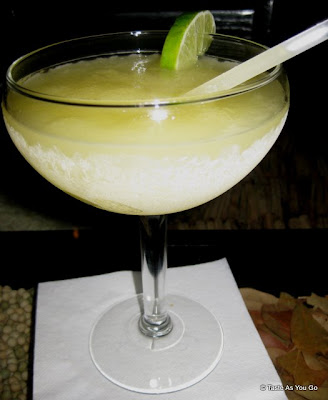 Margarita at La Cocina in New York, NY - Photo by Taste As You Go