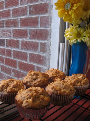Apple Oatmeal Muffins - Photo by Taste As You Go