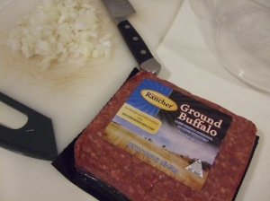 Ground Buffalo Meat | Megan Kretz of The Runner's Kitchen