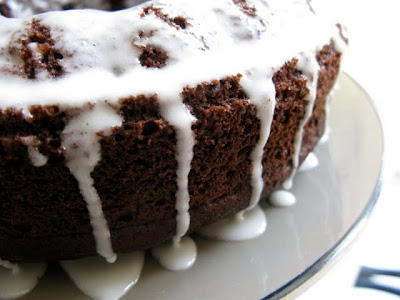 Chocolate Zucchini Cake - Photo Courtesy of Renee Fontes