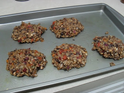 Veggie Burgers - Photo Courtesy of Ashley Hicks