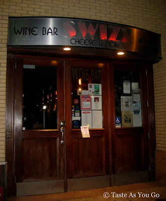 Swizz Restaurant & Wine Bar in New York, NY - Photo by Taste As You Go