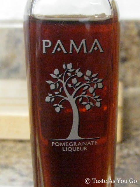 PAMA Pomegranate Liqueur | Taste As You Go