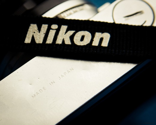 Nikon Nikkormat FT-N, Made in Japan