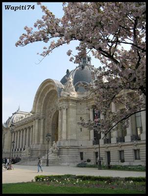 Une semaine printannière à Paris 1.Petit-Palais