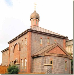 Церковь святого Покрова