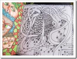 doodling faber