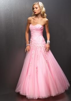 Pink Barbie Prom Dress Pictures