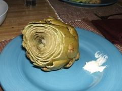 artichoke top