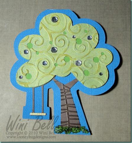 Tree Card 6