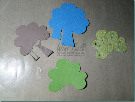 Tree Card 4