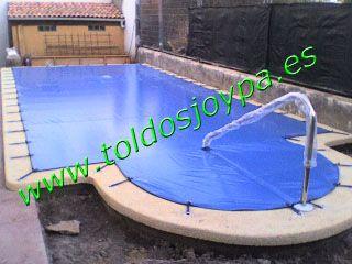 Lona de piscinas en Almeria