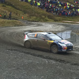 Citroen Rally of GB Hospitality