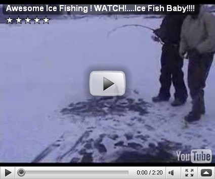 Angler for ever how to catch big fish watch online good for Ice fishing videos on youtube