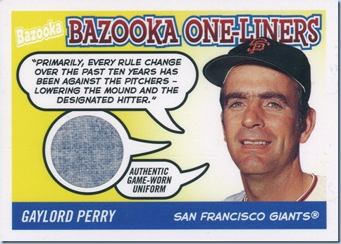 200x Bazooka Perry Jersey