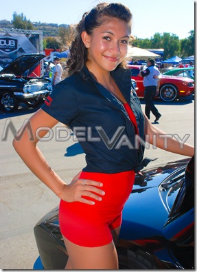 Dub Show Car show and Concert Models and Import Divas SD 2010