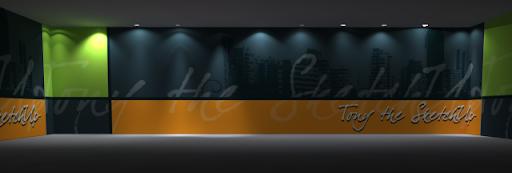 ชุดไฟล์ IES สำหรับใช้กับ IES Light ใน V-Ray for SketchUp 1.48.66 Tonylight