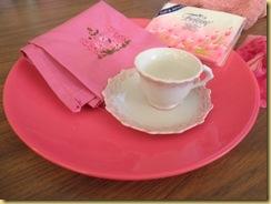 A Pink Setting