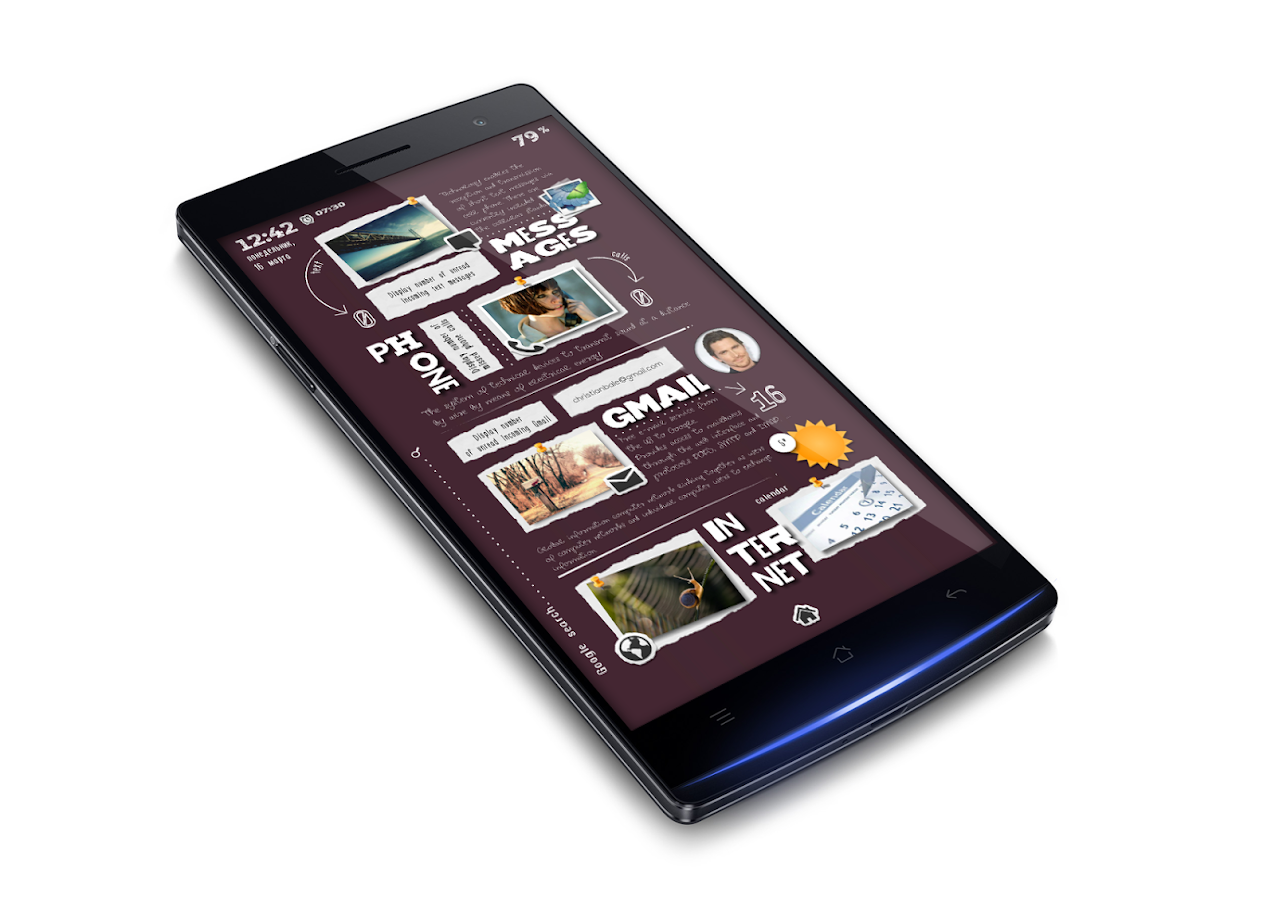 Cut Zooper Widget Skin Screenshot 0