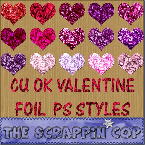 http://thescrappincop.blogspot.com/2010/01/cu-ok-valentine-foil-styles-and-image.html
