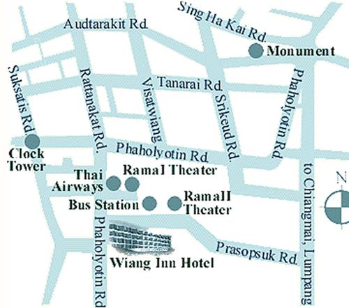 خريطة شنغ راي