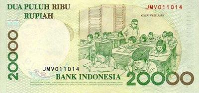 فلوس اندونيسيا