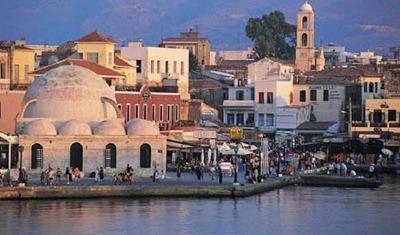 جزيرة كريت اليونانية Crete