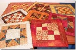 114 Herbst-Deckchen für die Gemeinde