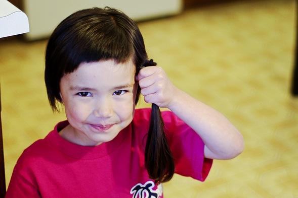 donation hair