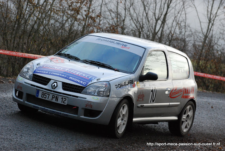 Alexis MURAT / Johan GRES - Clio RS F214 Rallye%20des%20Thermes%202010%20063