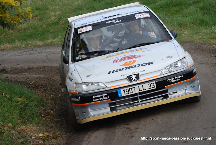 Yohan DUPOUY / Bruno CAMPANER  - 306 S16 F2/14 Rallye%20des%20C%C3%B4tes%20de%20Garonne%202010%20336