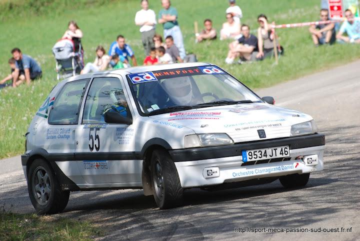 Franck LORILLER / Jérôme VIERSOUS - 106 XSI FA5 Rallye%20du%20Quercy%202010%20438