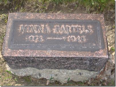 Minna Bartels