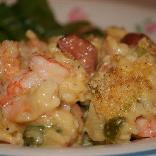 Shrimp Cheese Casserole Recipes