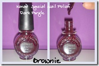 Konad Special Polish_Dark Purple