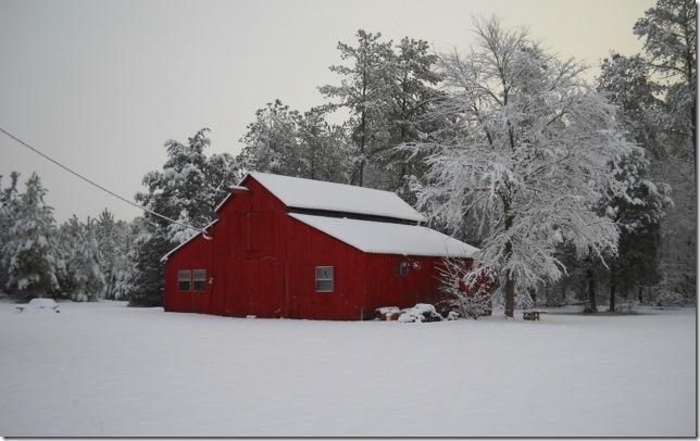 dad's barn