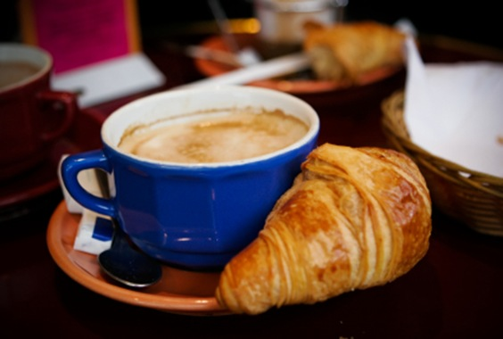 Paris breakfast