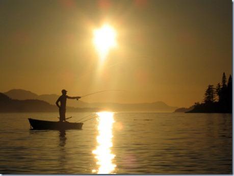 Sun-Fishing