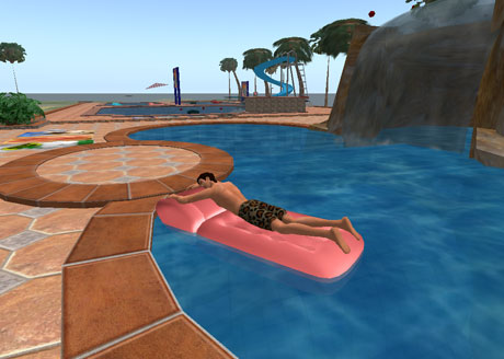 virtual holliday beach