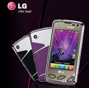 LG Chocolate Touch