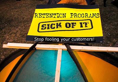 customer retention failure