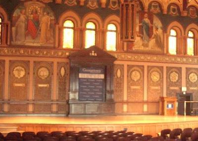 Georgetown University IHS