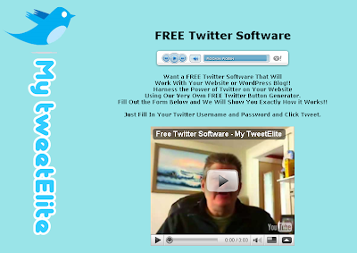 Free Twitter Software