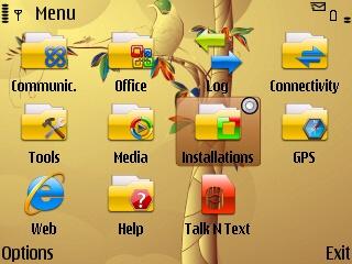 Installations Folder