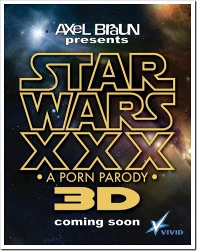 Star Wars XXX 3D